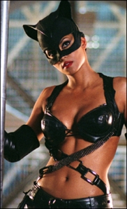 Catwoman was a librarian...